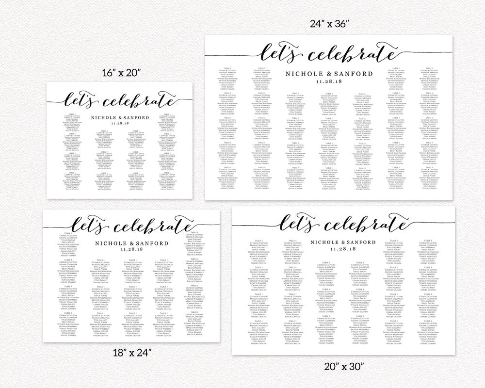 Wedding seating plan templates wedding templates and printables wedding seating plan templates maxwellsz