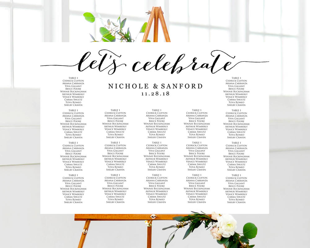wedding seating plan templates wedding templates and printables