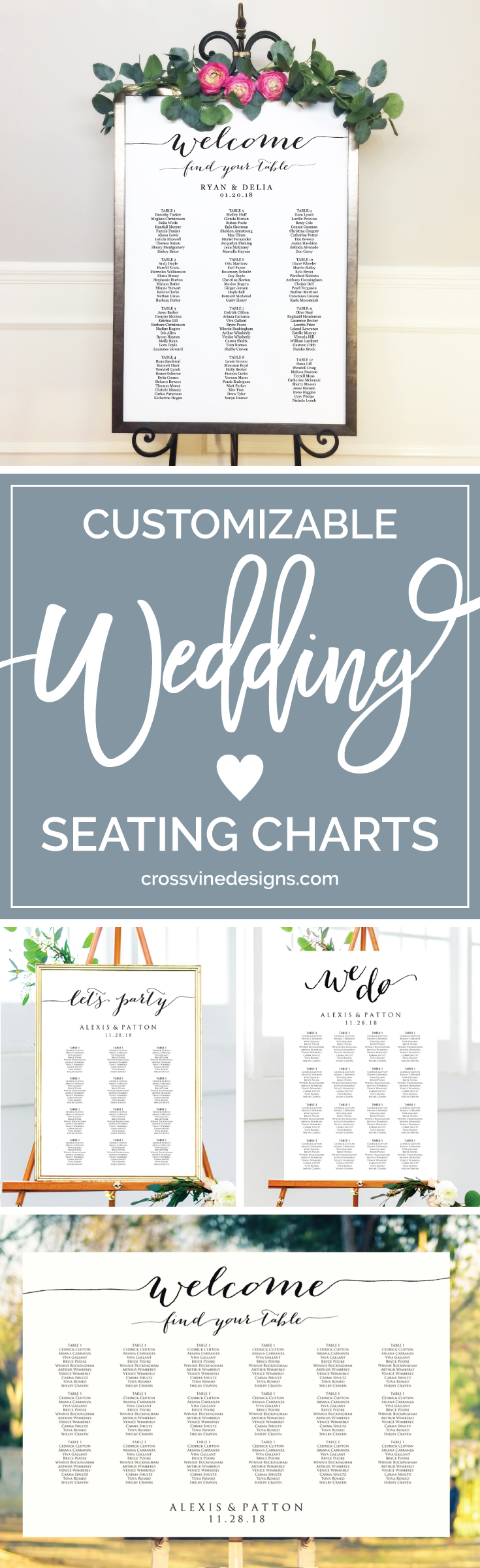 wedding seating charts on pinterest wedding templates and printables