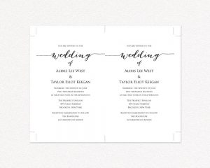 invitations wedding templates and printables