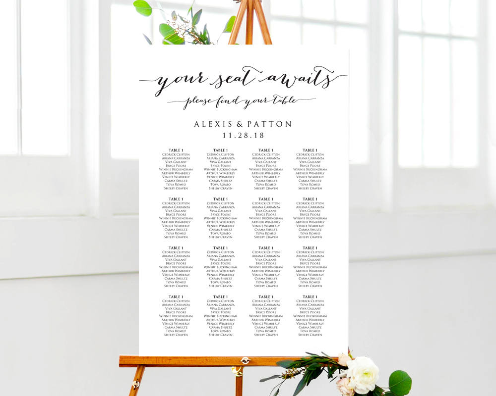 wedding program templates  u00b7 wedding templates and printables